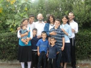 Family Sukkos 2013- 1